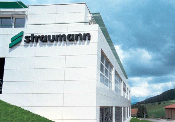 STRAUMANN-fabryka