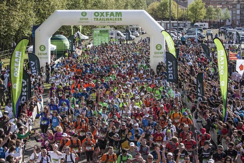 carrera Oxfam